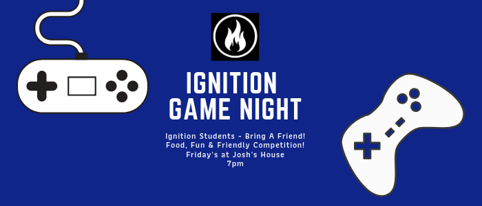 Ignition Game Night